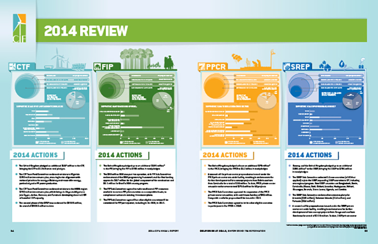 CIF 2014 Annual Report