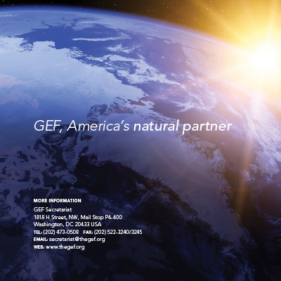 America and the GEF