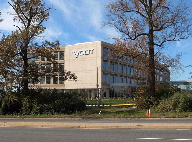 Virginia Department of Transportation Headquarters (VDOT)